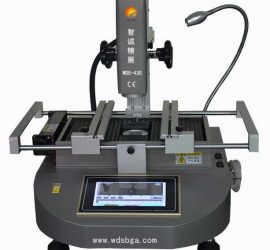 wds-430  machine, rework station bga